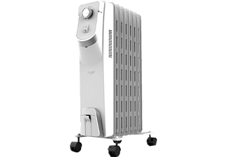 Radiador - Cecotec Ready Warm 5750 Space 360º, De aceite, Potencia de 1500 W