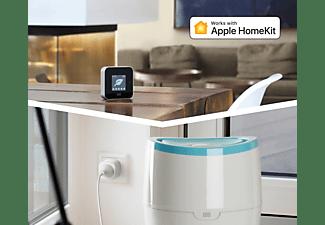 EVE Room Raumklima- & Luftqualitäts-Monitor, HomeKit, Schwarz