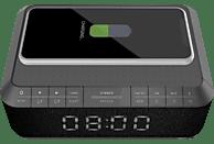 BIGBEN RR 140 Radio-Wecker (Grau)