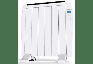 Emisor térmico - Cecotec Ready Warm 1200 Thermal, 6 elementos, 900 W, Pantalla LCD, Mando, Blanco