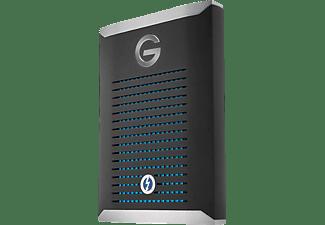 G-TECHNOLOGY G-DRIVE™ Festplatte, 500 GB SSD, 2,5 Zoll, extern, Schwarz