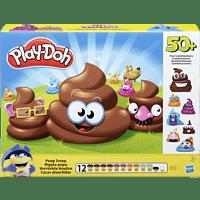 PLAY-DOH Play-Doh Verrückte Haufen Knete, Mehrfarbig
