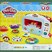 PLAY-DOH Play-Doh Magischer Ofen Knete, Mehrfarbig
