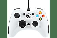 NACON GC-100XF White kabelgebundener PC Controller PC Gaming Controller} Weiß