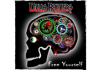 Dolls Raiders - Free Yourself - (CD)