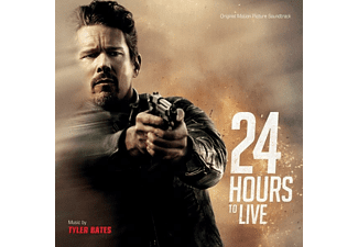 Tyler & Ost Bates - 24 HOURS TO LIVE (O.S.T.)  - (CD)