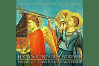 Elisabeth C./Gloriæ Dei Cantores Patterson - His Love Endures Forever [CD]