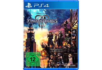 Kingdom Hearts III - [PlayStation 4]