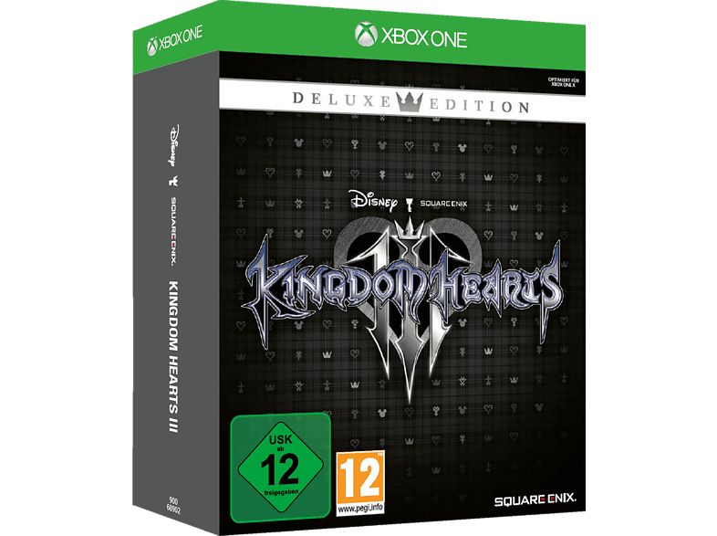 Kingdom Hearts III Deluxe Edition [Xbox One]