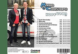 Mario & Christoph - Kopfüber  - (CD)