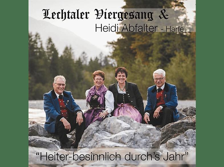 Heidi Lechtaler Viergesang/abfalter - Heiter-besinnlich durch's Jahr [CD]
