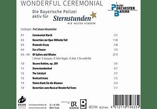 Polizeiorchester Bayern - Wonderful Ceremonial  - (CD)