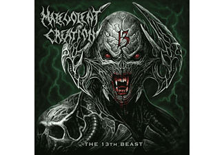 Malevolent Creation - The 13th Beast - (CD)