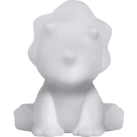 BIGBEN Lumin'us Dino Lautsprecher, Weiß