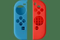 ISY IC-5005 Nintendo Switch Tasche, Neonrot/Neonblau