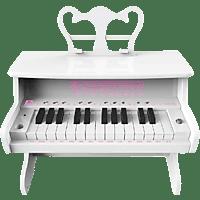 IDANCE ID009198 Mini Piano Weiß