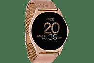 XLYNE X-WATCH JOLI XW PRO (54029) Smartwatch Metall, 265 mm, Gehäuse: Roségold/Armband: Roségold