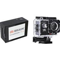 BRAUN PHOTOTECHNIK Campion III Action Cam 4K