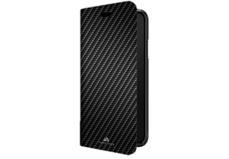 BLACK ROCK Flex Carbon - Booklet (Passend für Modell: Apple iPhone X/Xs)