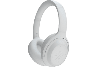 KYGO A11/800 ANC, Over-ear Kopfhörer, Near Field Communication, Bluetooth, Weiß