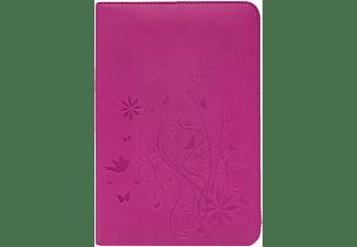 POCKETBOOK Schutzhülle Breeze für Pocketbook eBook Reader, floral pink (PBPUC641YP)