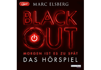 Blackout. Das Hörspiel - 3 MP3-CD - Krimi/Thriller