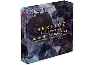 Donna Brown, John Eliot Gardiner, Orchestre Révolutionnaire Et Romantique - Berlioz Rediscovered (8 CDS+DVD) - (CD)