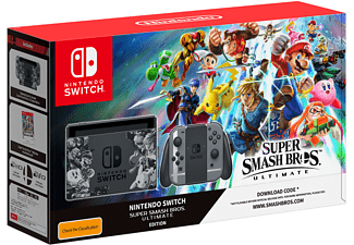 NINTENDO Nintendo Switch Konsol Super Smash Ultimate Paketi