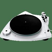 THORENS TD 309 Plattenspieler (Hochglanz Weiss)