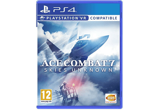 ACE COMBAT 7: Skies Unknown FR PS4