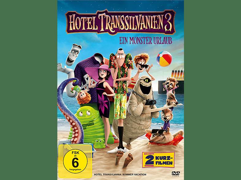 Hotel Transsilvanien 3 - Ein Monster Urlaub [DVD]