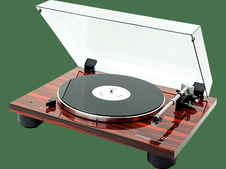 THORENS TD 206 Plattenspieler (Markassar)