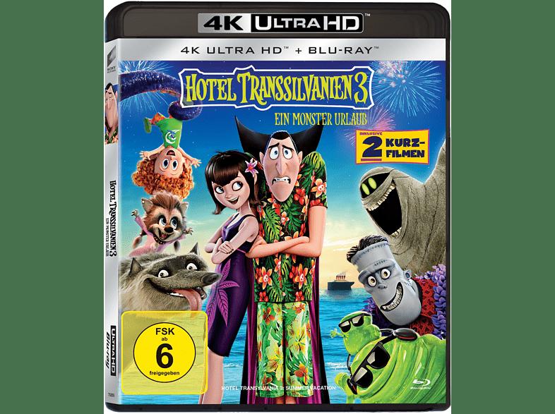 HOTEL TRANSSILVANIEN 3 - EIN MONSTER URLAUB [4K Ultra HD Blu-ray + Blu-ray]