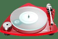 THORENS TD 309 Plattenspieler (Matt Rot)