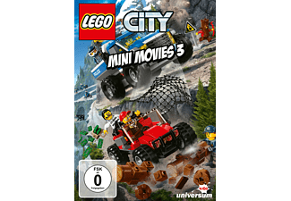 LEGO City Mini Movies DVD 3 [DVD]