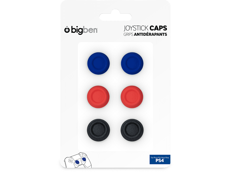 PLANTRONICS Joystick-grips controller Dualshock 4 (PS4THUMBGRIP)