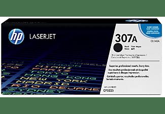Tóner - HP 307A LaserJet, Negro, CE740A
