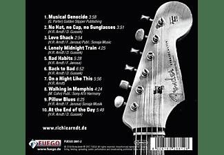 Richie Arndt & Band - Back to Bad  - (CD)