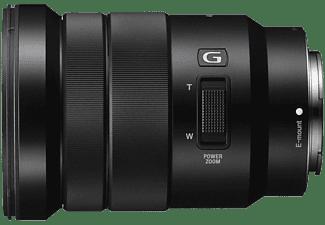 SONY Objektiv E PZ 18-105mm 4.0 G OSS, schwarz (SEL-P18105G)