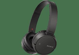 SONY WH-CH500, On-ear Kopfhörer Bluetooth Schwarz