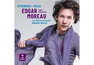 Edgar Moreau - Cellokonzerte - (CD)