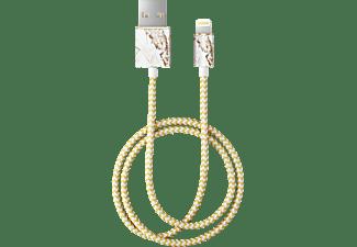 IDEAL OF SWEDEN Carrara Gold, 1 m, Gold/Weiß