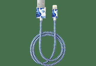 IDEAL OF SWEDEN Baby Blue Orchid, 1 m, Weiß/Blau