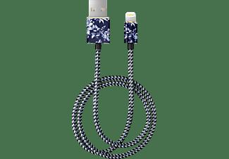 IDEAL OF SWEDEN Sailor Blue Bloom, 1 m, Schwarz/Blau