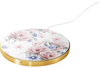 IDEAL OF SWEDEN Floral Romance induktive ladestation, Weiß/Rosa/Blau
