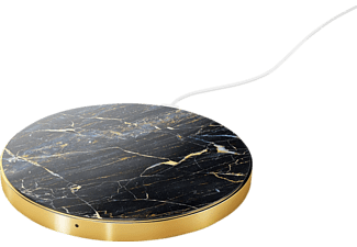 IDEAL OF SWEDEN Port Laurent Marble Induktive Ladestation, Schwarz