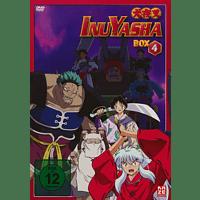 InuYasha – TV-Serie – 2. Staffel – DVD Box 4 [DVD]