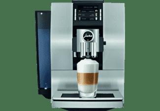 Cafetera superautomática Jura Z6, 1450W, 15 bar, 2.4 L, P.E.P.®, Pantalla TFT, Aluminio