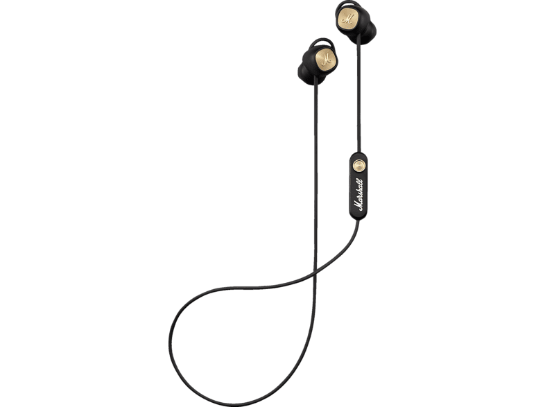 MARSHALL Minor II, In-ear Kopfhörer Bluetooth Schwarz