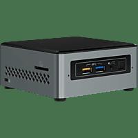 INTEL BOXED NUC KIT ARCHES CANYON, Mini PC, Celeron® Prozessor, 0 GB RAM, 0 GB, Intel® HD-Grafik 500, Gun Metal